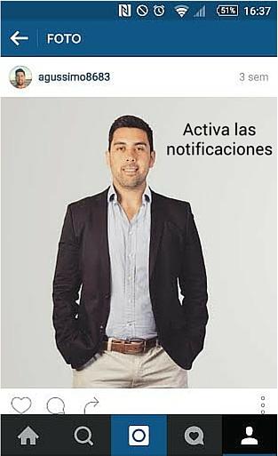 activa las notificaciones