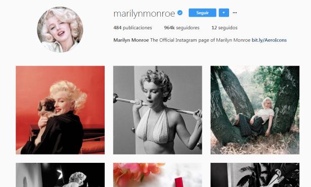 Insta Marilyn