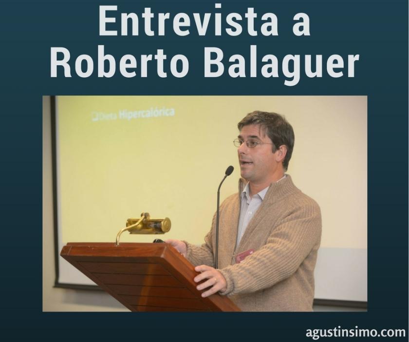 Entrevista a Roberto Balaguer