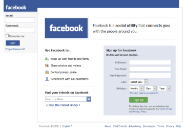 facebook 2008